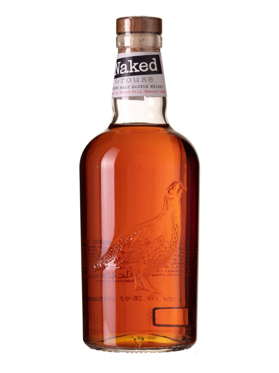 Buy The Naked Grouse Blended Whisky - Famous Grouse